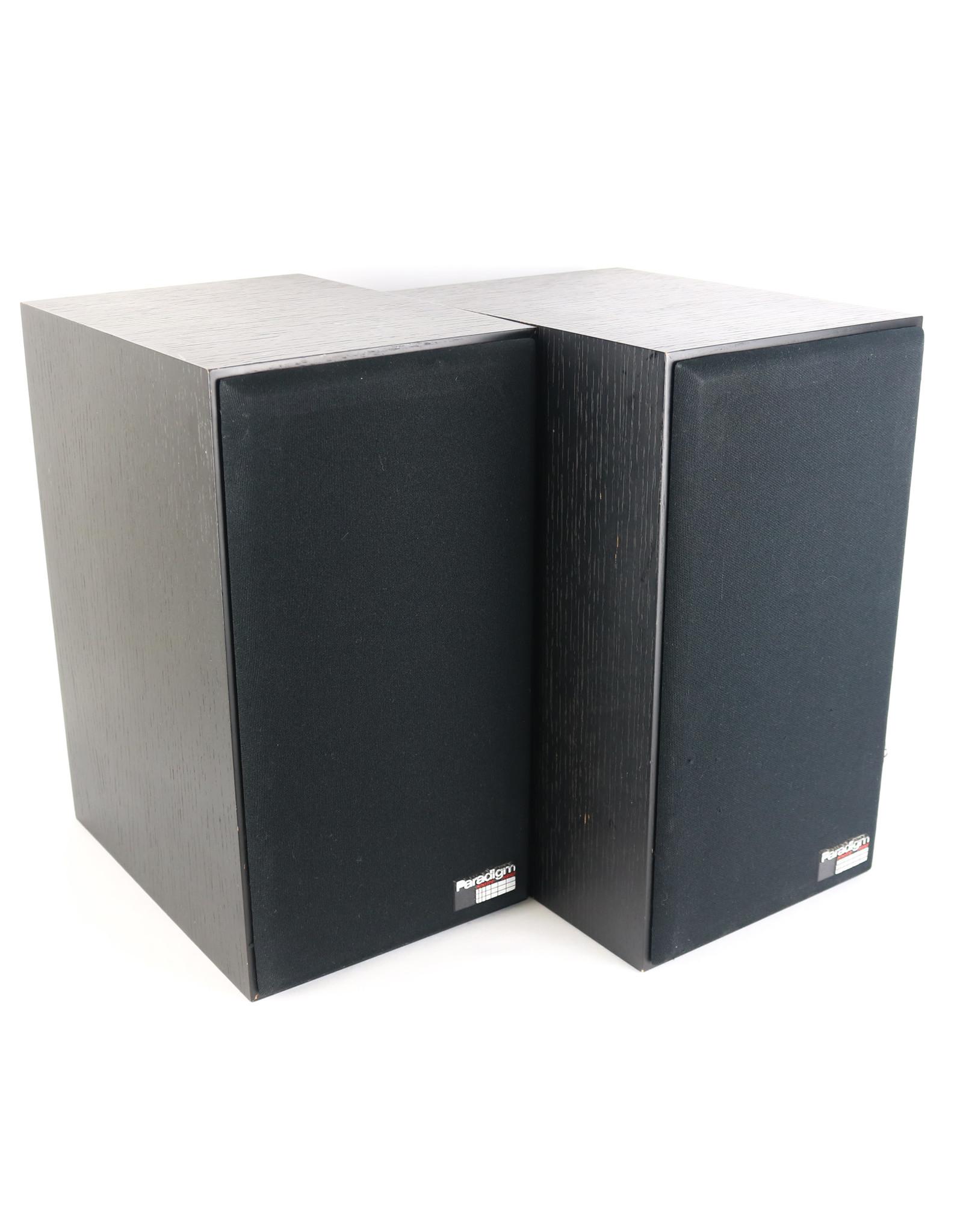 Paradigm Paradigm Compact Monitor Bookshelf Speakers USED