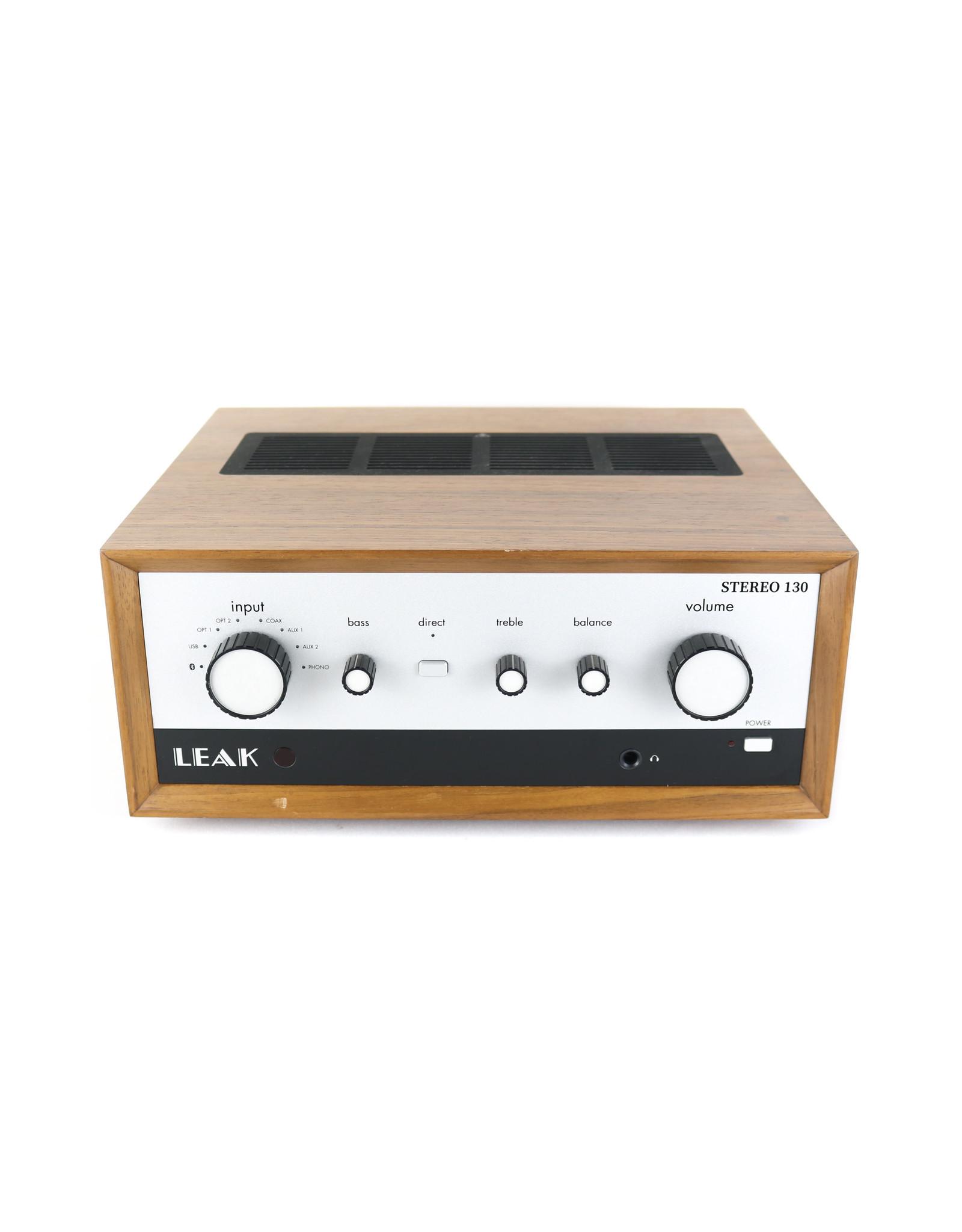 Leak LEAK Stereo 130 Integrated Amp OPEN BOX