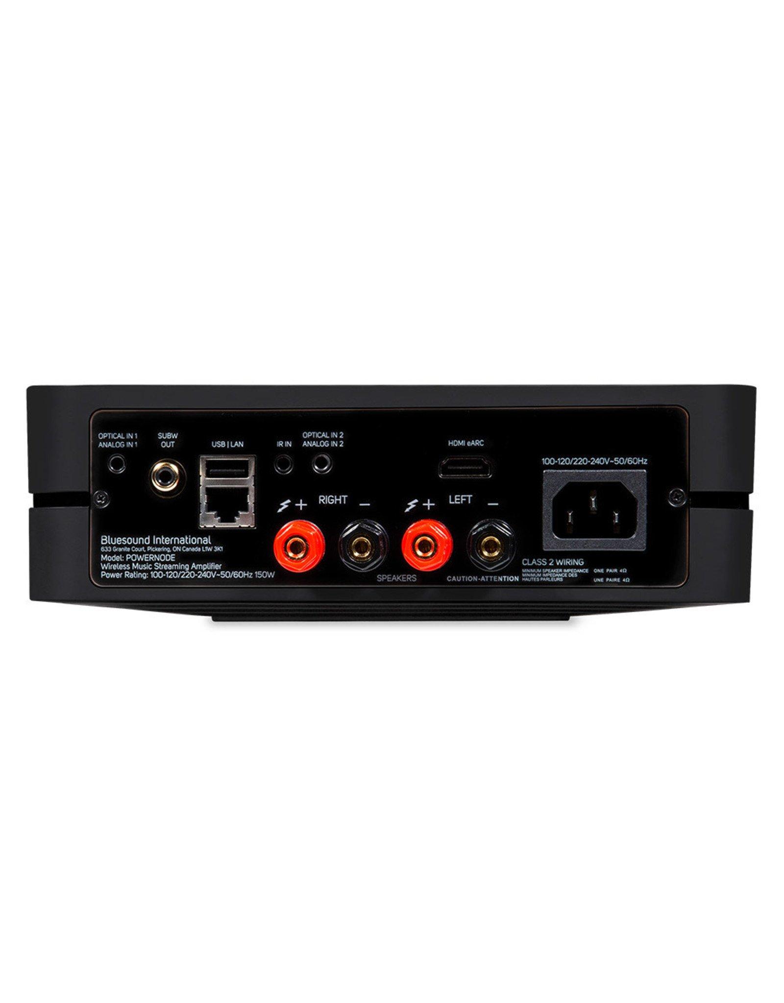 Bluesound Bluesound Powernode Streaming Amplifier