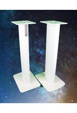 KEF KEF S2 Speaker Stands Mineral White USED