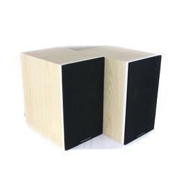 Wharfedale Wharfedale Diamond 12.2 Bookshelf Speakers Light Oak USED