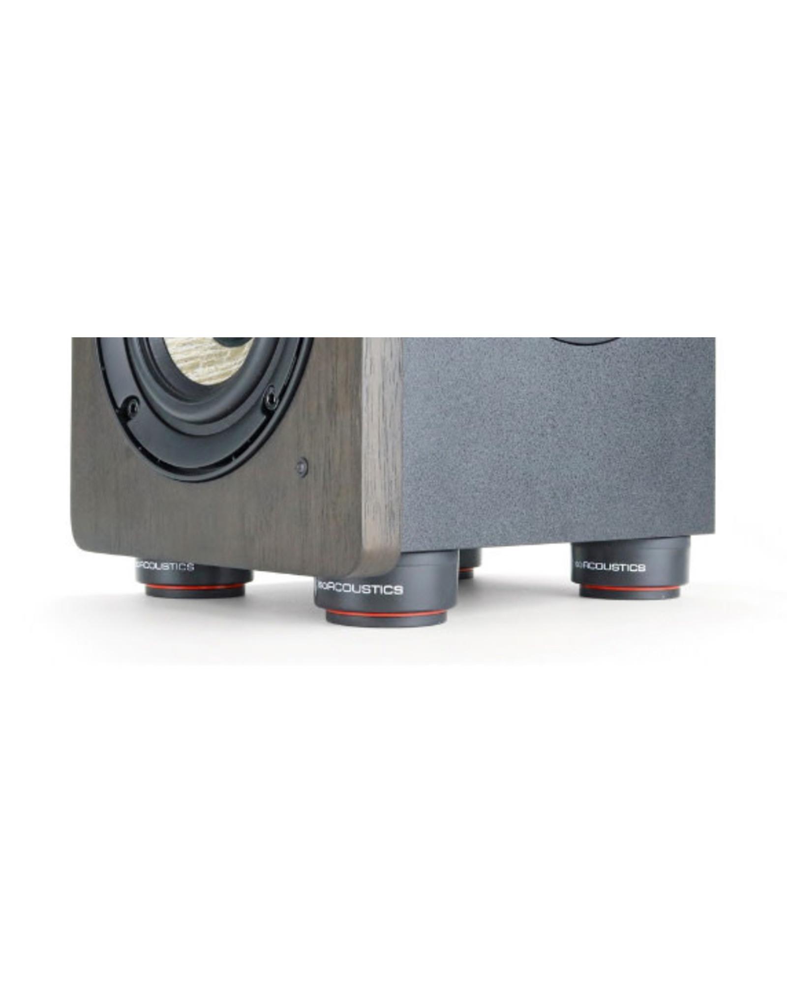 IsoAcoustics IsoAcoustics ISO-PUCK mini Equipment Isolator 8-Pack