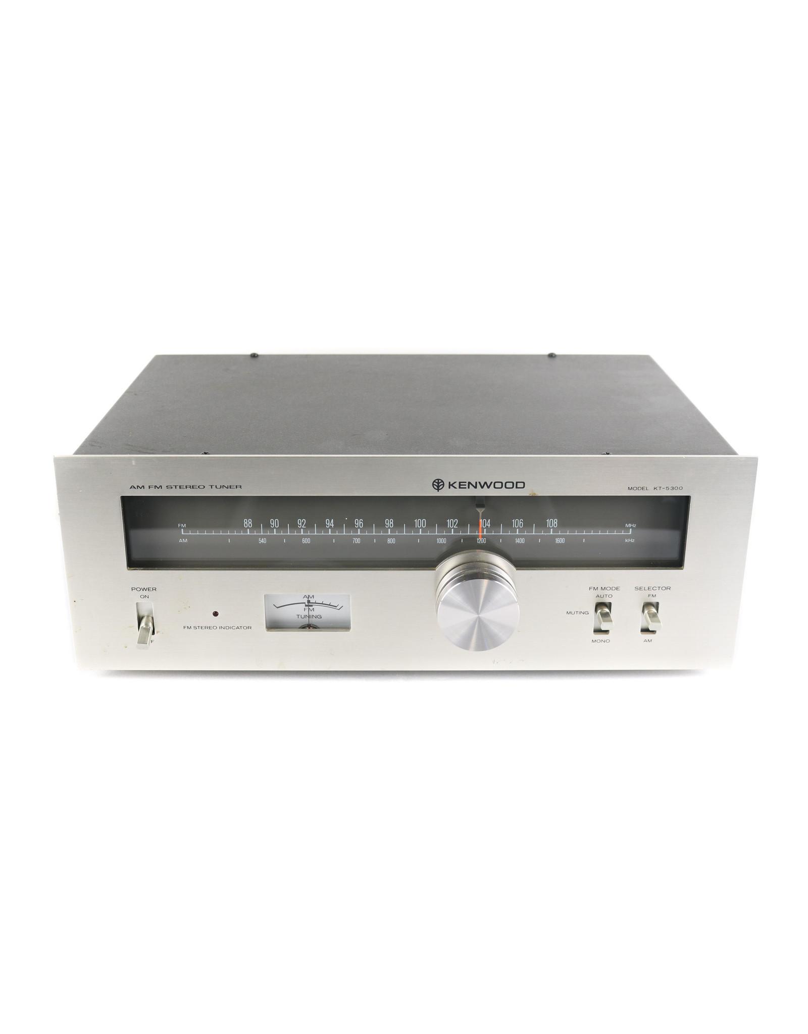 Kenwood Kenwood KT-5300 Tuner USED