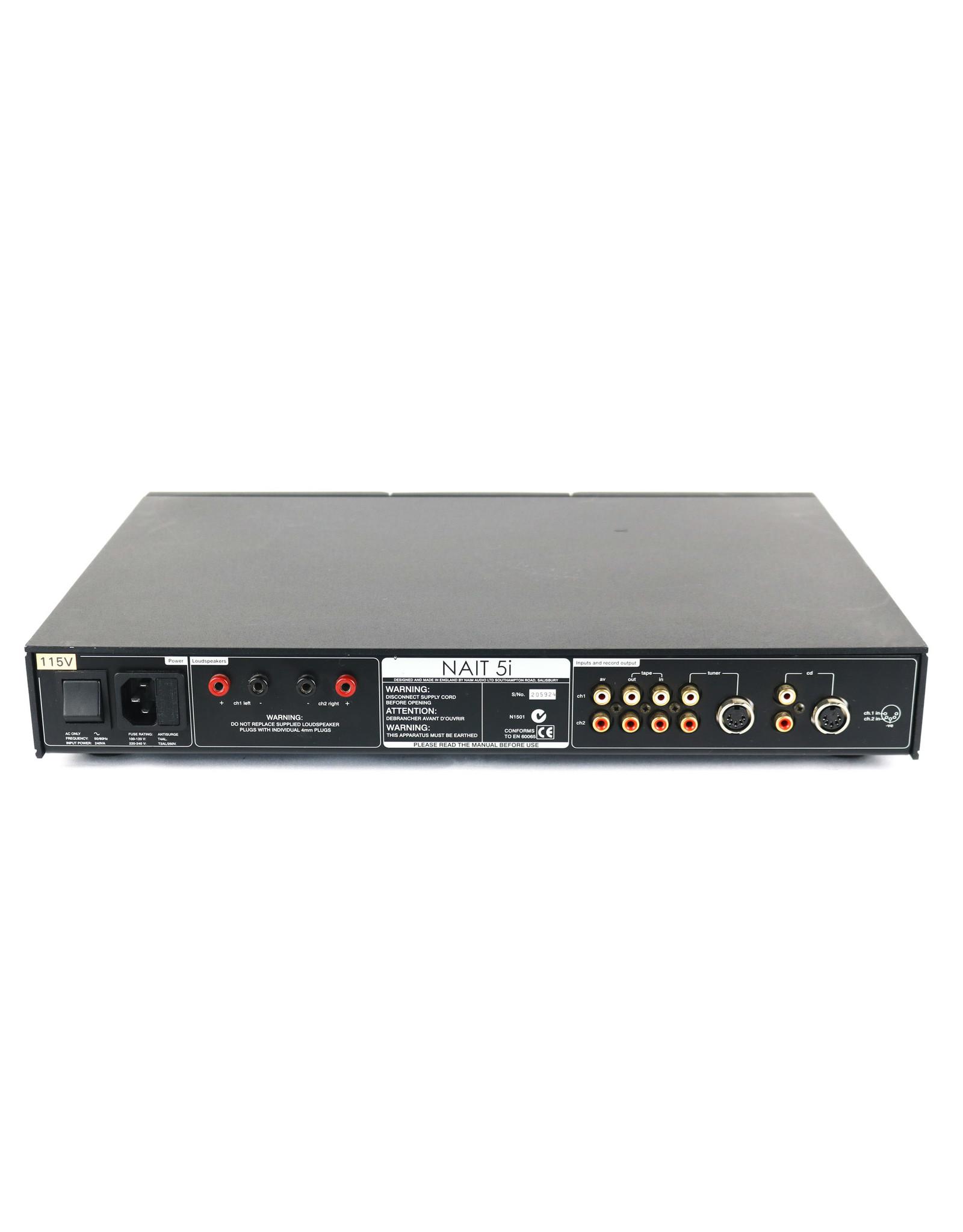 Naim Audio Naim Audio NAIT 5i Integrated Amp USED