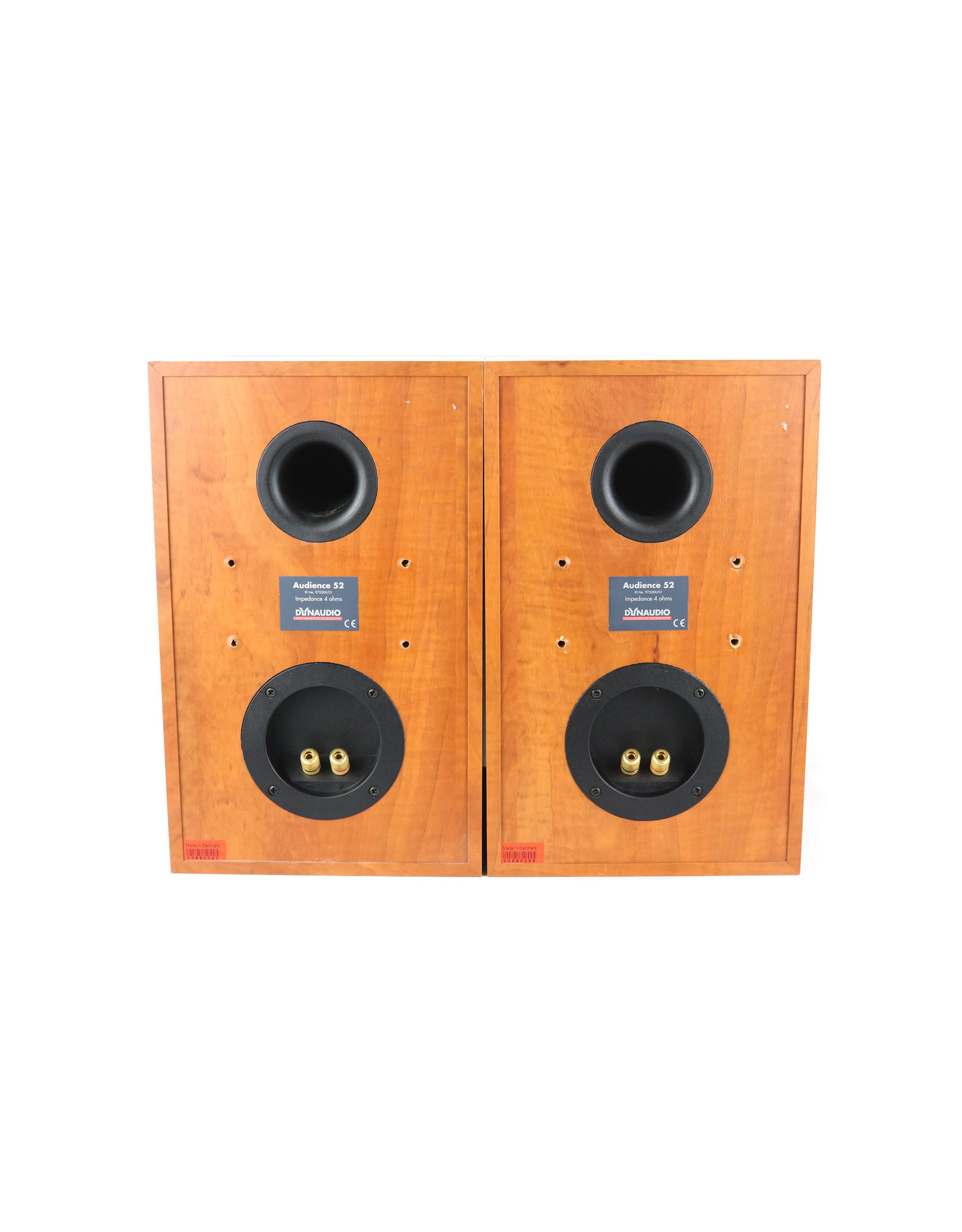 Dynaudio Dynaudio Audience 52 Bookshelf Speakers USED