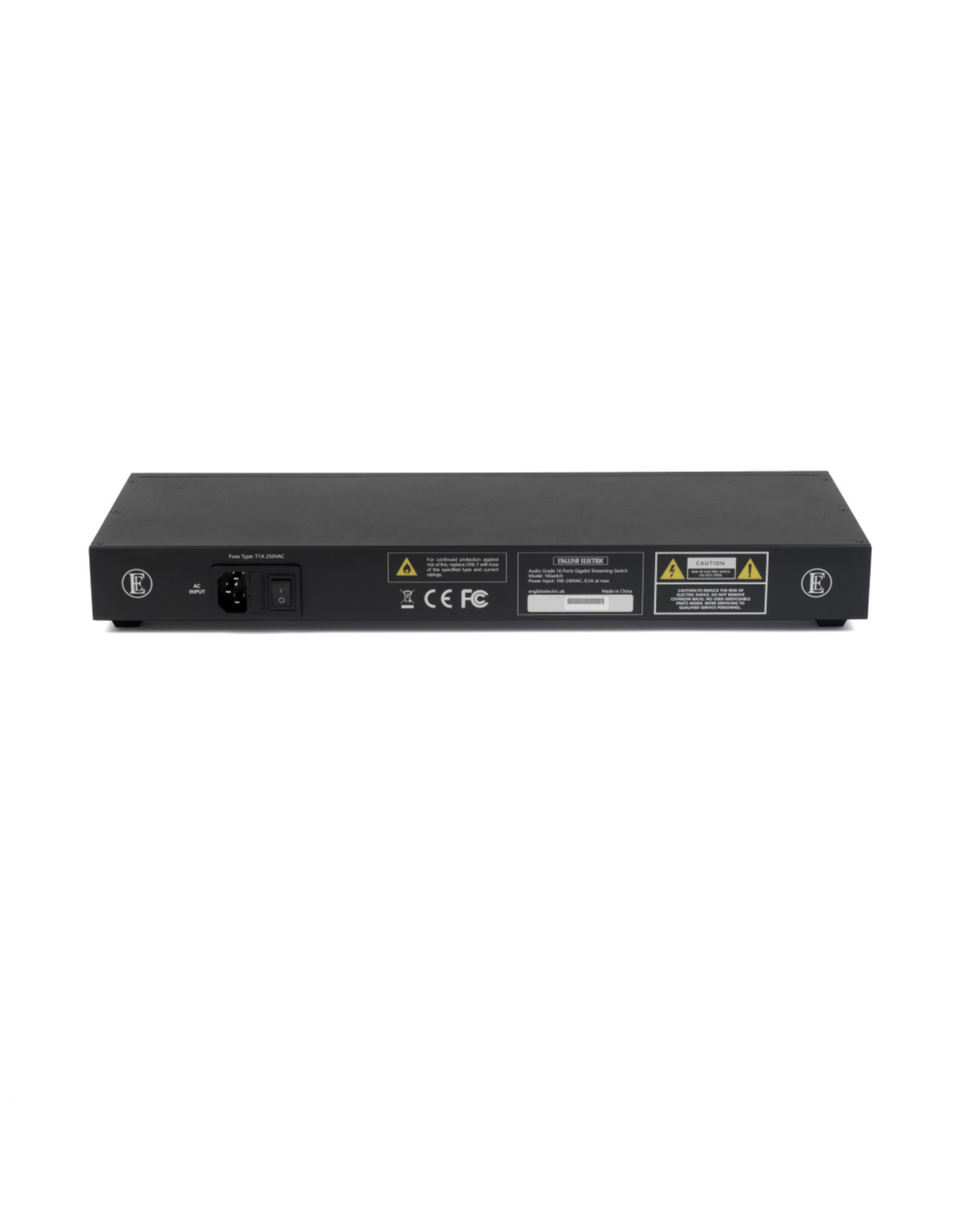 Chord Company Chord (English Electric) 16Switch Ethernet Switch
