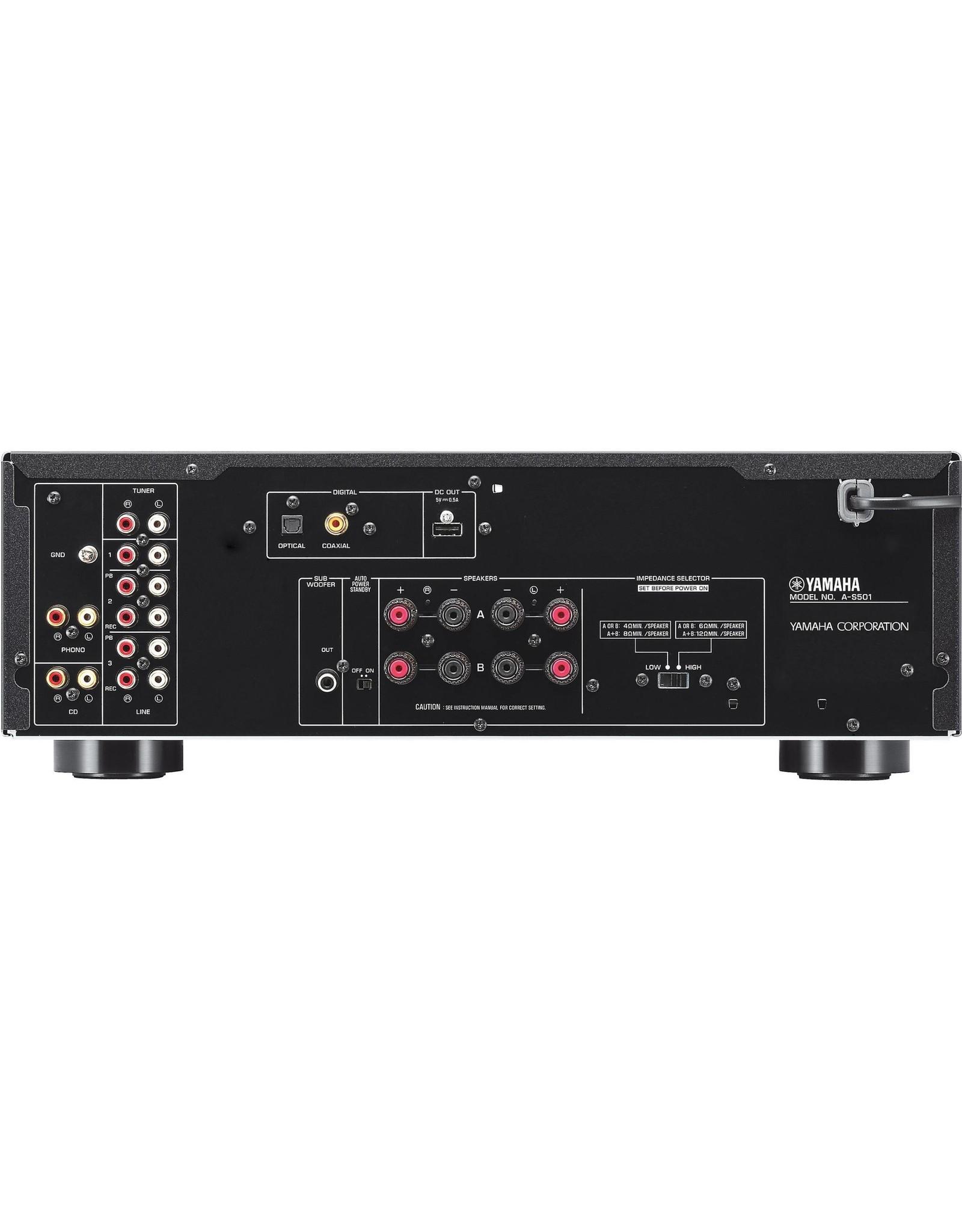 Yamaha Yamaha A-S501 Integrated Amplifier