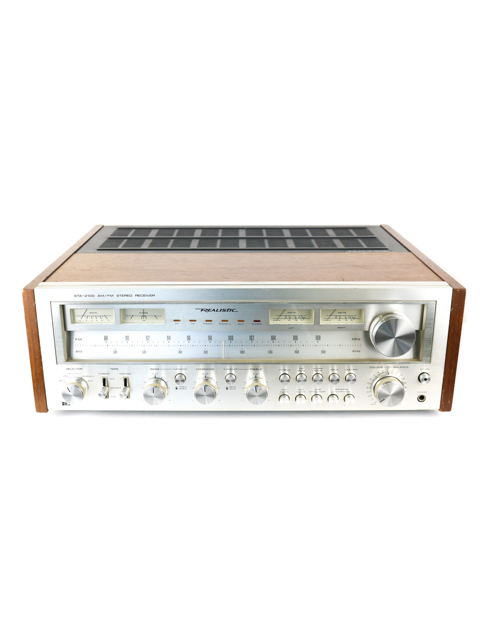 Realistic Realistic STA-2100 Receiver USED