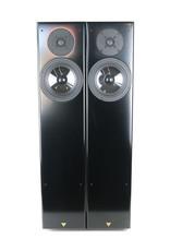 Vienna Acoustics Vienna Acoustics Bach Floorstanding Speakers Black USED