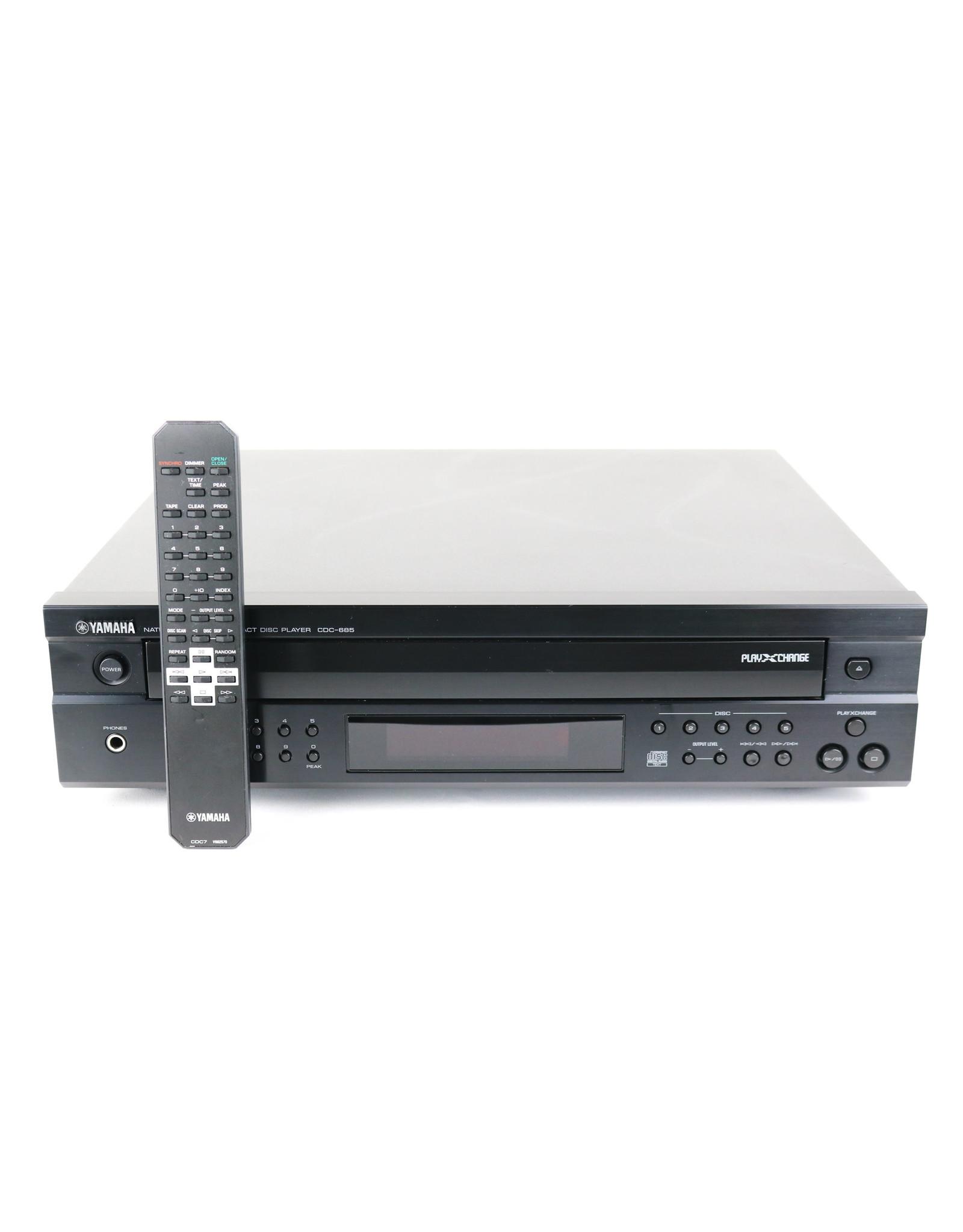 Yamaha Yamaha CDC-685 5-Disc CD Player USED