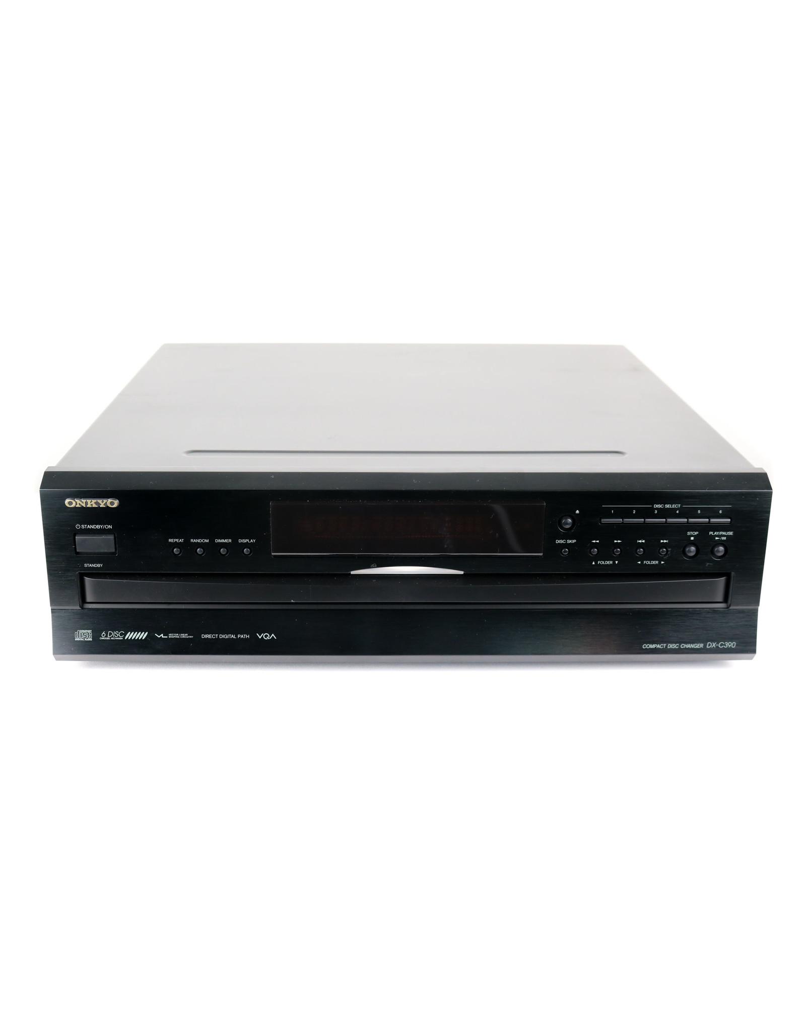 Onkyo Onkyo DX-C390 6-Disc CD Player USED