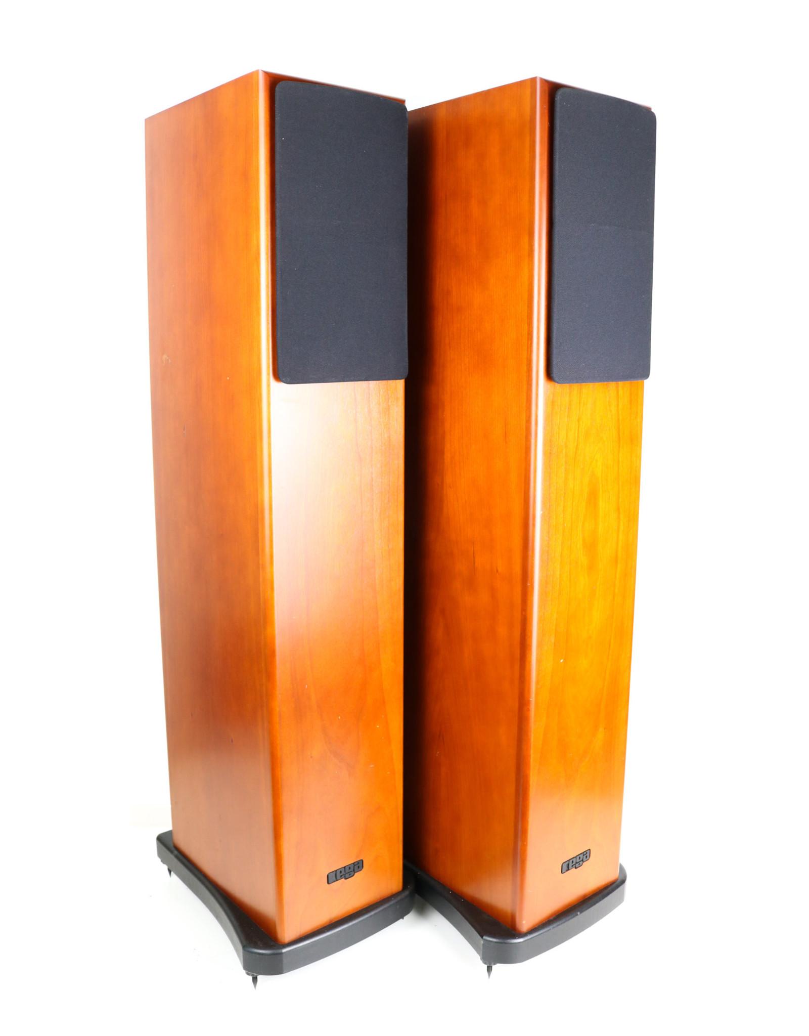 Rega Rega Ela 2000 Floorstanding Speakers Cherry USED