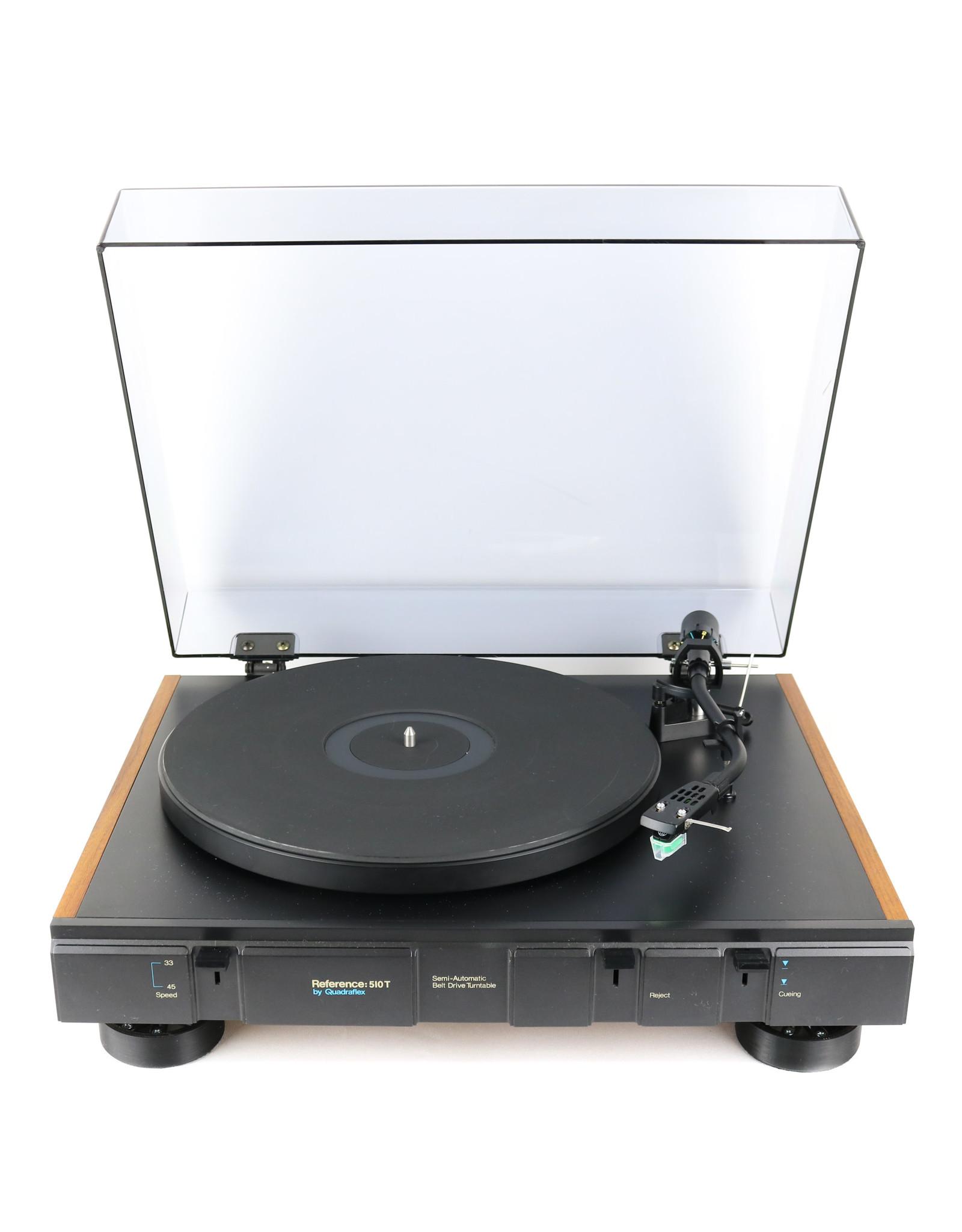 Quadraflex Quadraflex Reference 510T Turntable USED