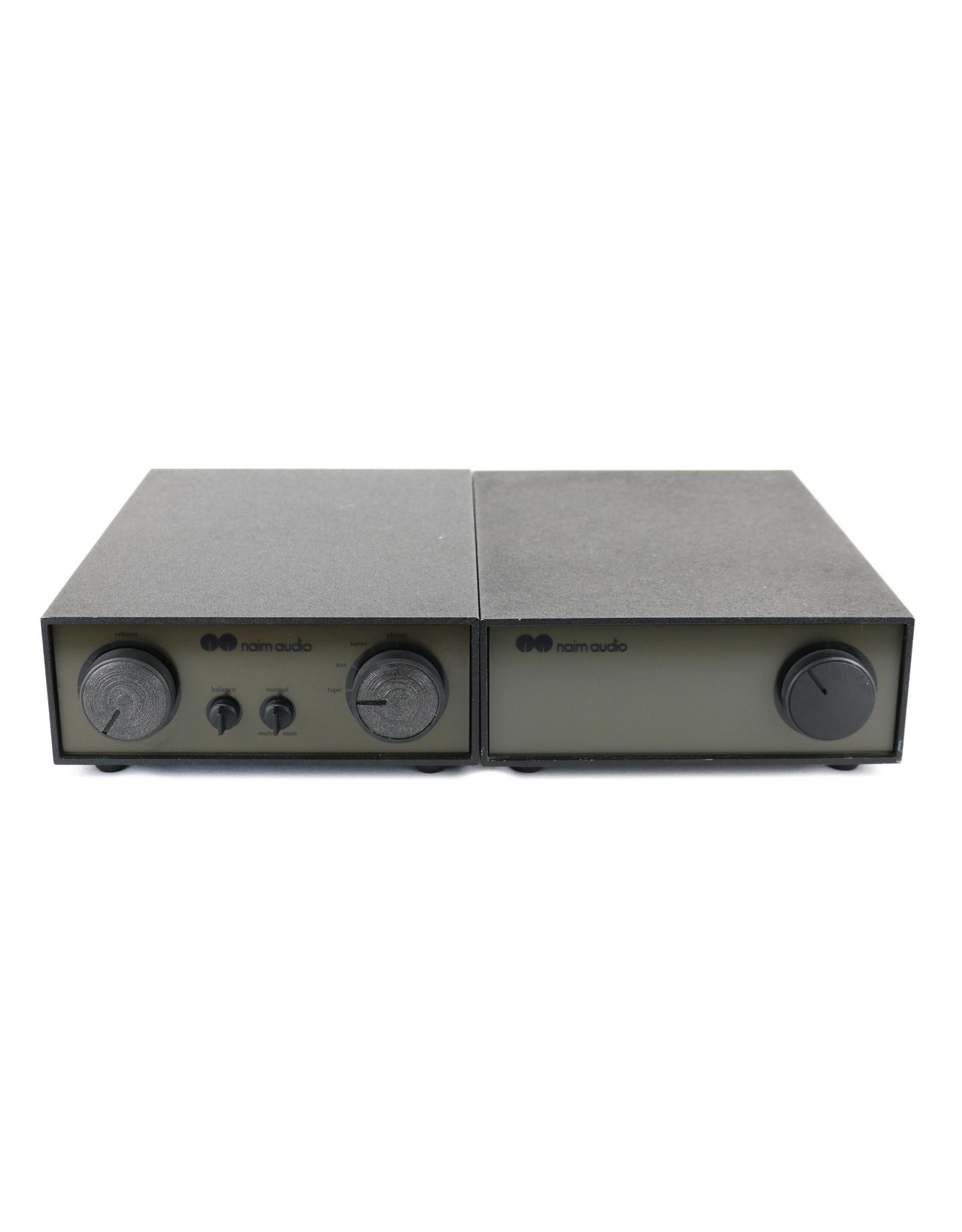 Naim Audio Naim Audio NAC62 NAP90 Pre/Power Combo USED