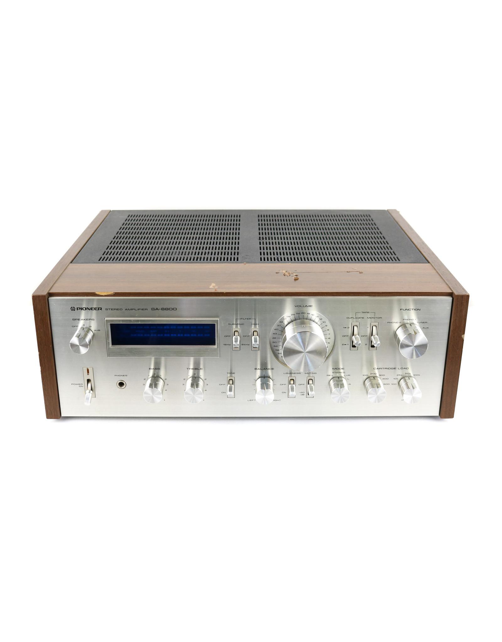 Pioneer Pioneer SA-8800 Integrated Amp USED