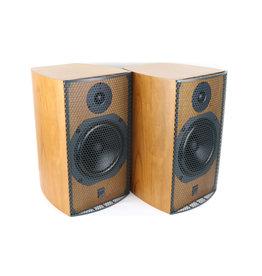 ATC ATC SCM11 v2 Bookshelf Speakers Cherry USED