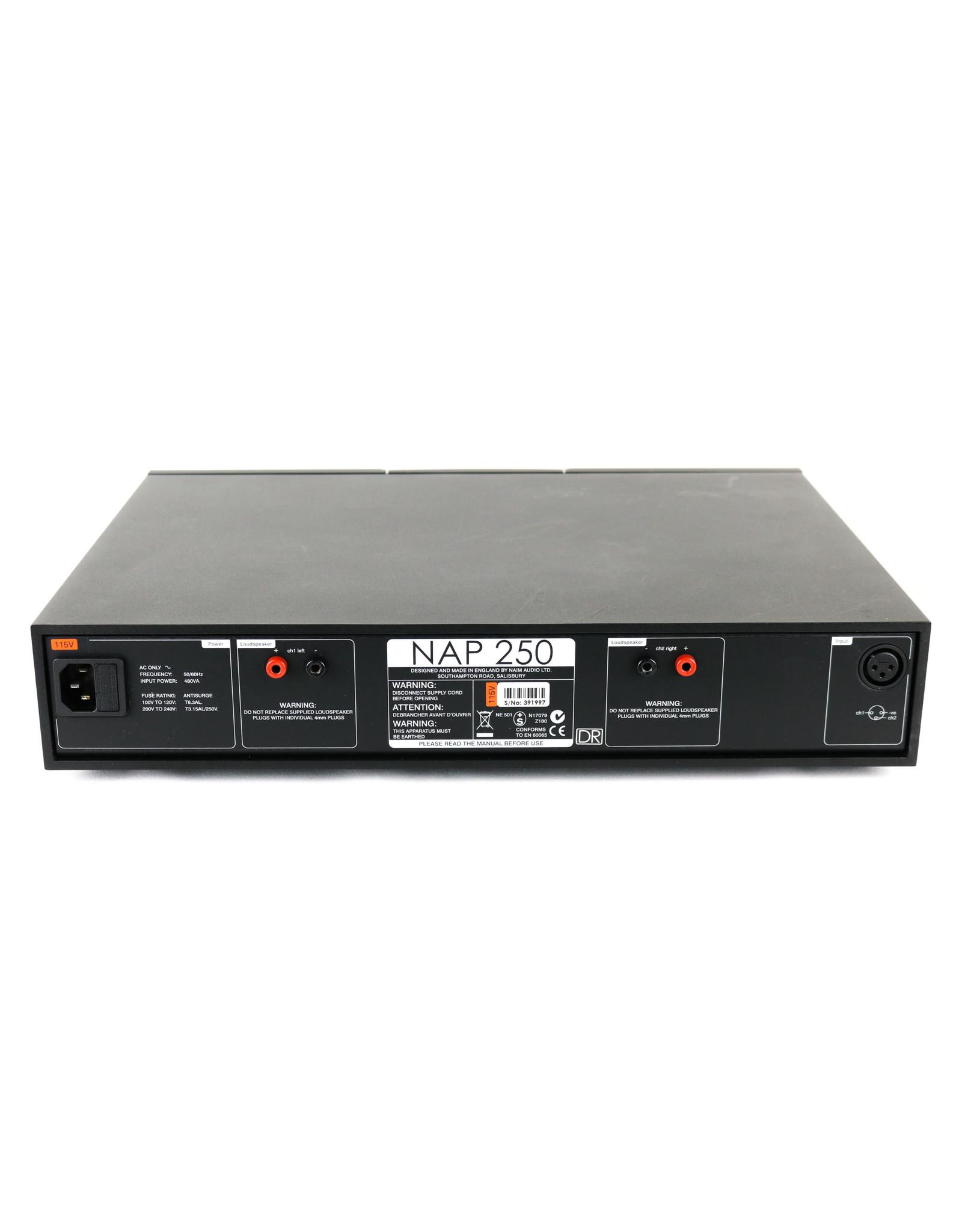Naim Audio Naim Audio NAP 250 DR Power Amplifier USED