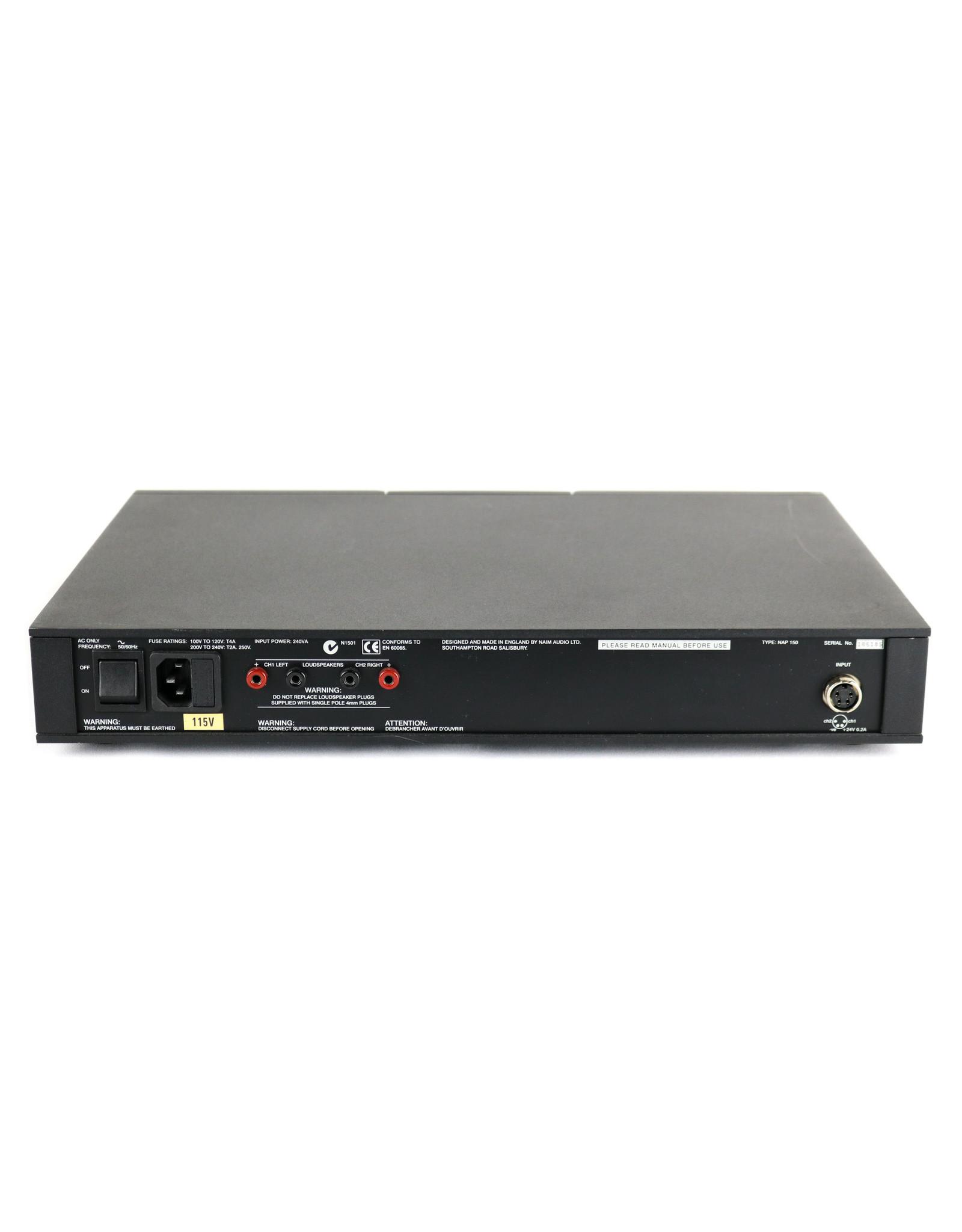 Naim Audio Naim Audio NAP150 Power Amp USED