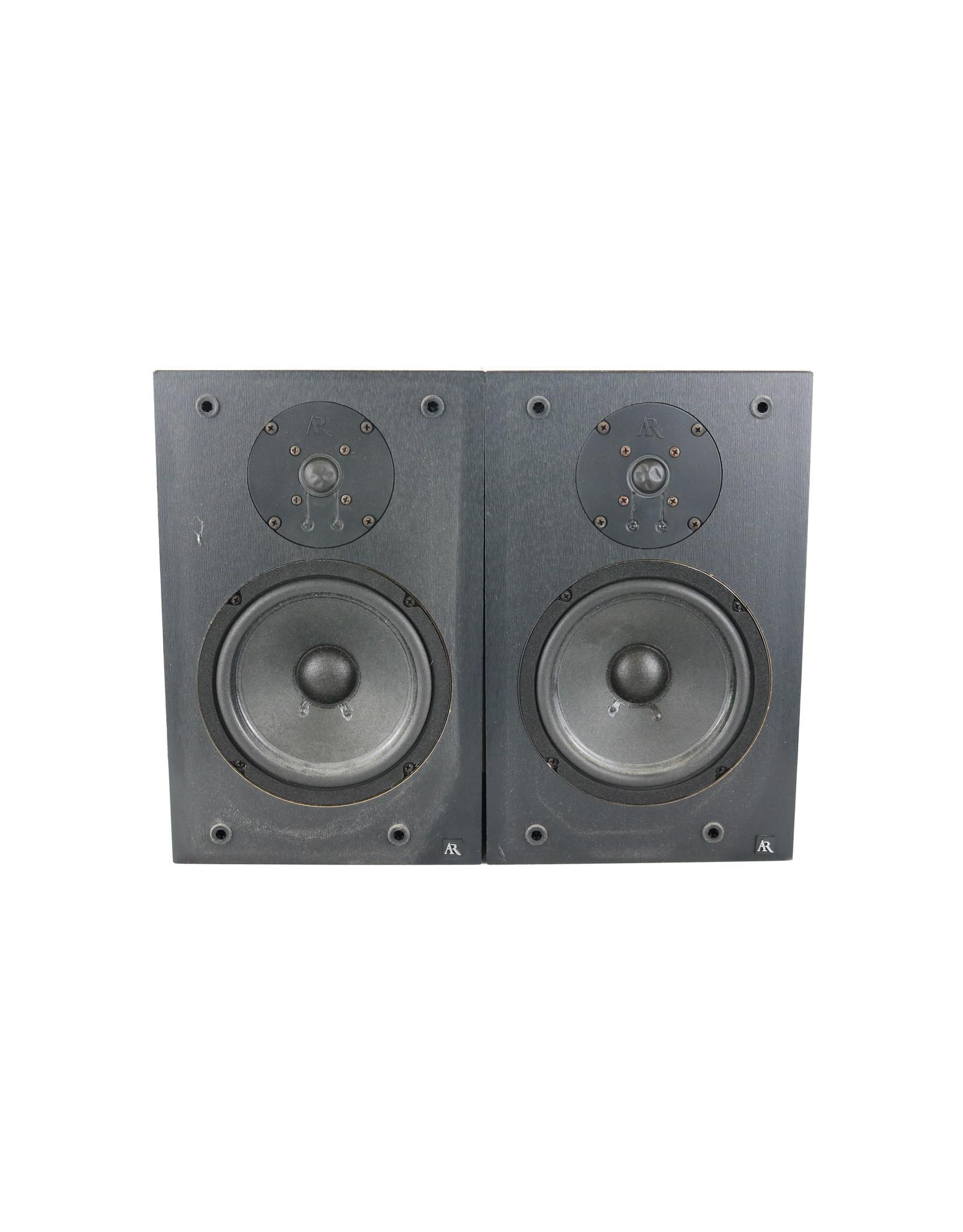 AR Acoustic Research 218V Bookshelf Speakers USED