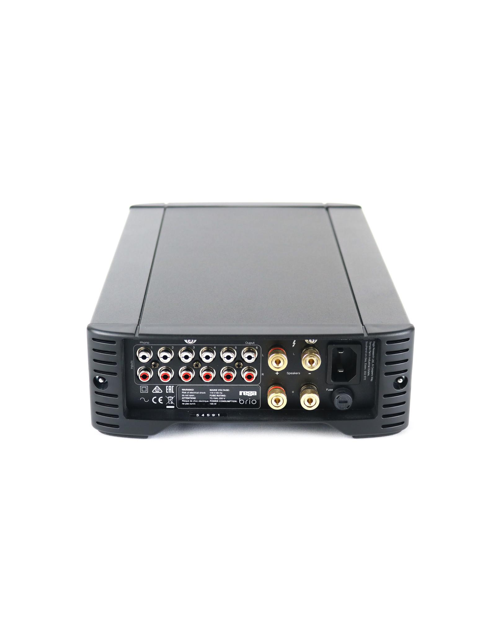 Rega Rega Brio Integrated Amplifier USED