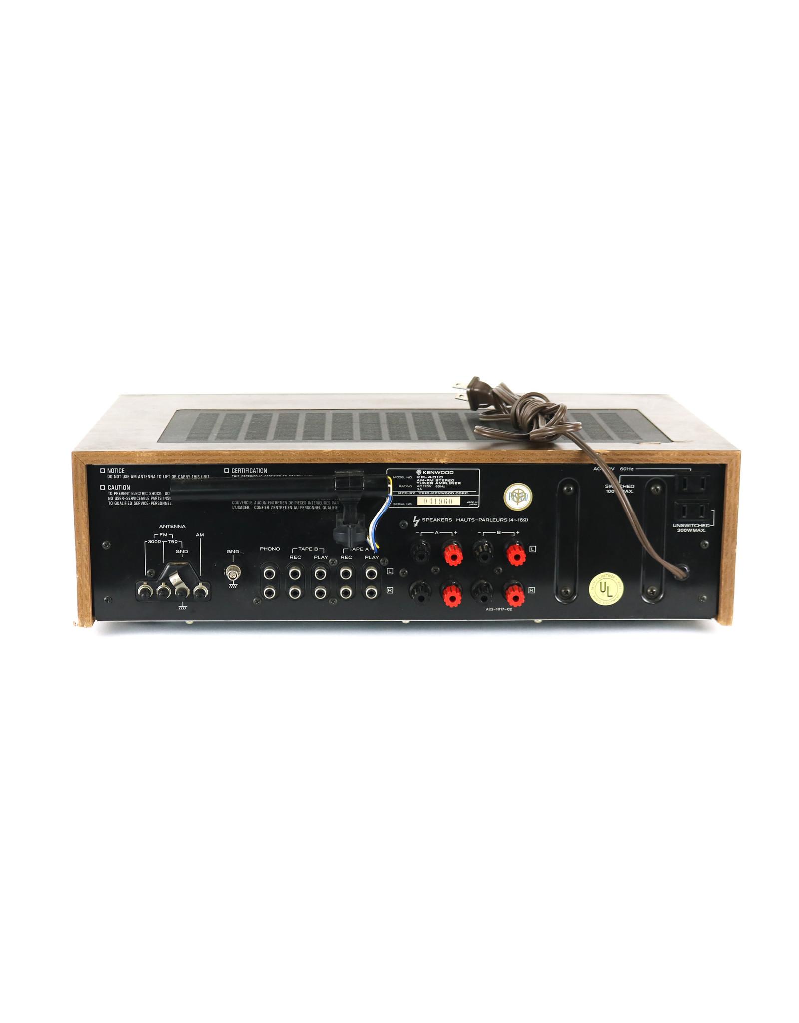 Kenwood Kenwood KR-4010 Receiver USED