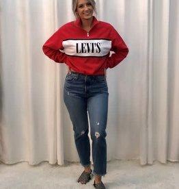 Levis Women's Levi's 3/4 Zip
