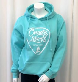 Country Liberty CL Mint Hoodie