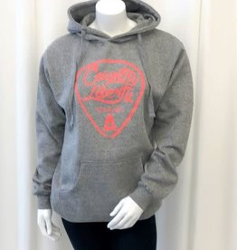 Country Liberty CL Graphite/Coral Hoodie