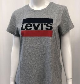 Levis Women's levi's 17369 Sprotwear logo tee