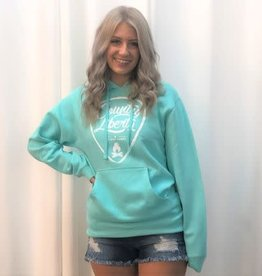 Country Liberty CL Pastel Mint hoodie