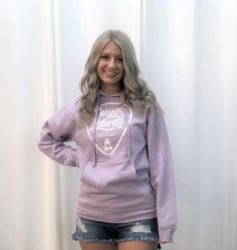 Country Liberty CL Lavender hoodie