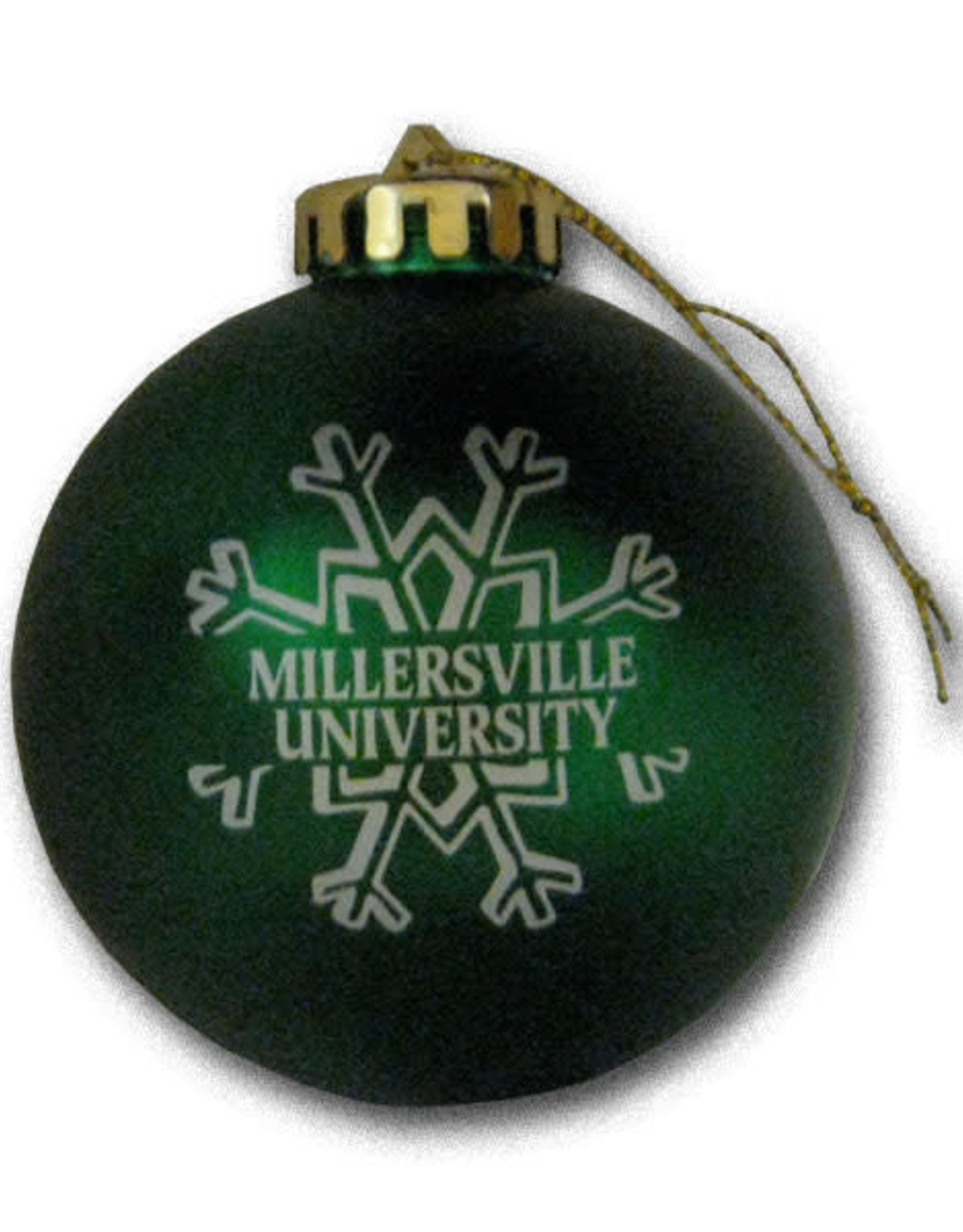 Shatterproof Ornament - Green