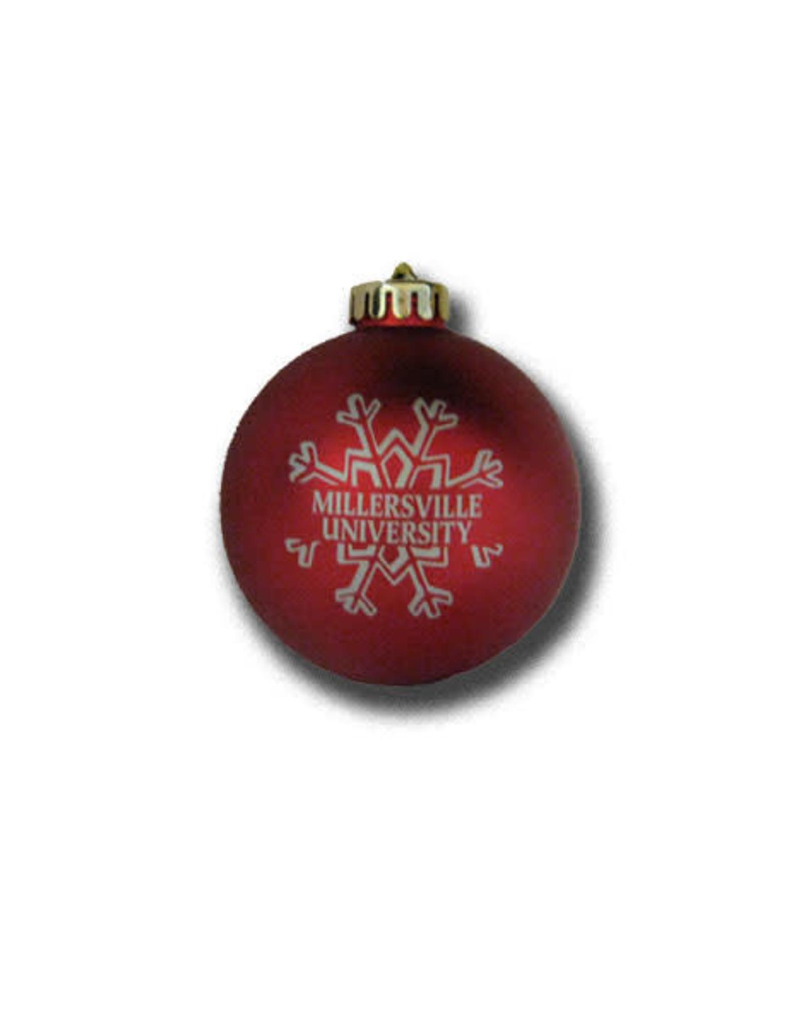 Shatterproof Ornament - Red