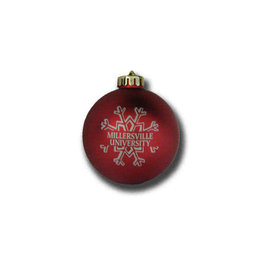 Shatterproof Ornament - Red