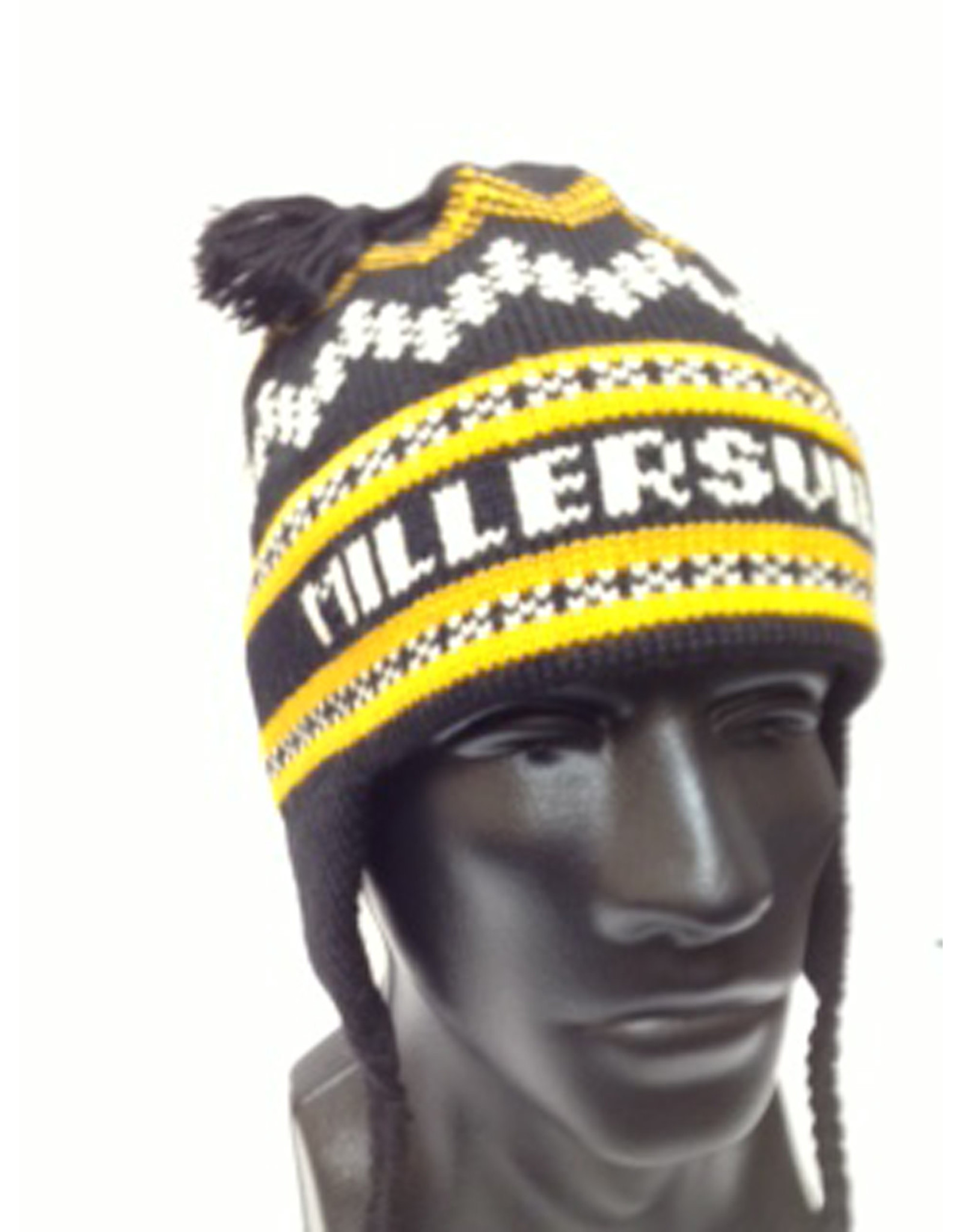 Wool Earflap Knit Hat Sale!