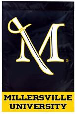 M Sword Garden Flag