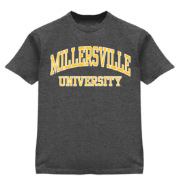 Dark Heather Millersville University Tee