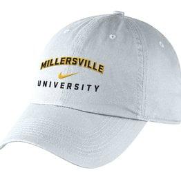Nike Nike White Millersville University Campus Cap