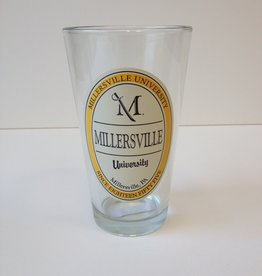 M Sword Label Mixing Glass