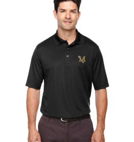 Black M-Sword Polo