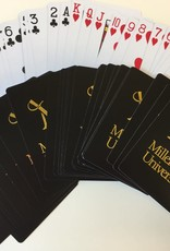 M Sword Deck Of Cards