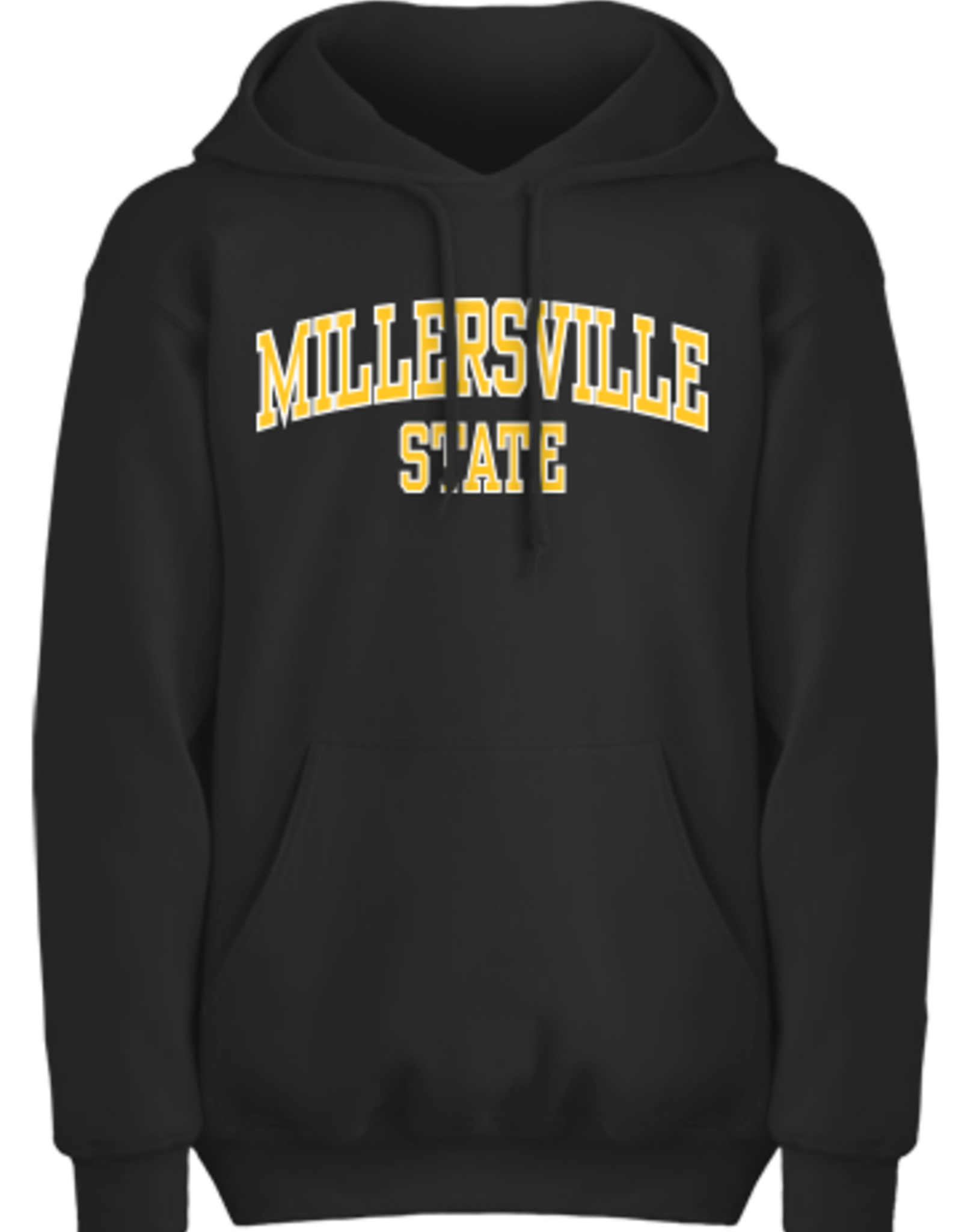 "Black ""Millersville State"" Hood- Sale!"