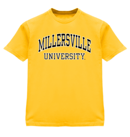 Gold Millersville University Tee
