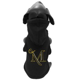 M Sword Dog Hooded Tee