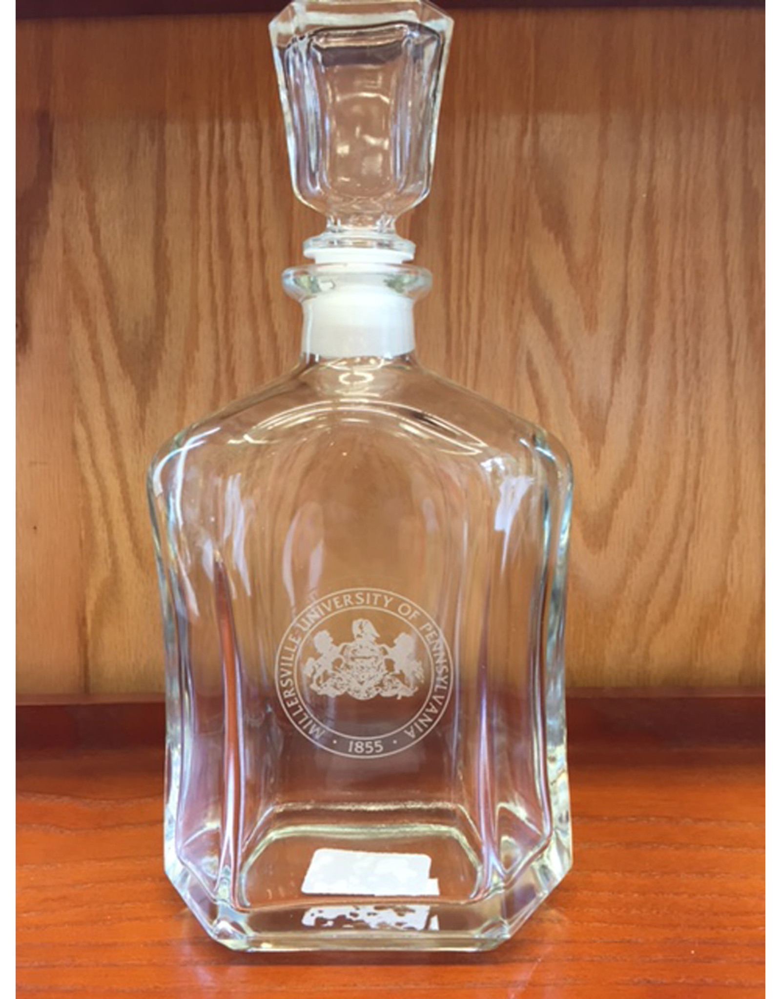 MU Seal Whiskey Decanter - 23.75oz