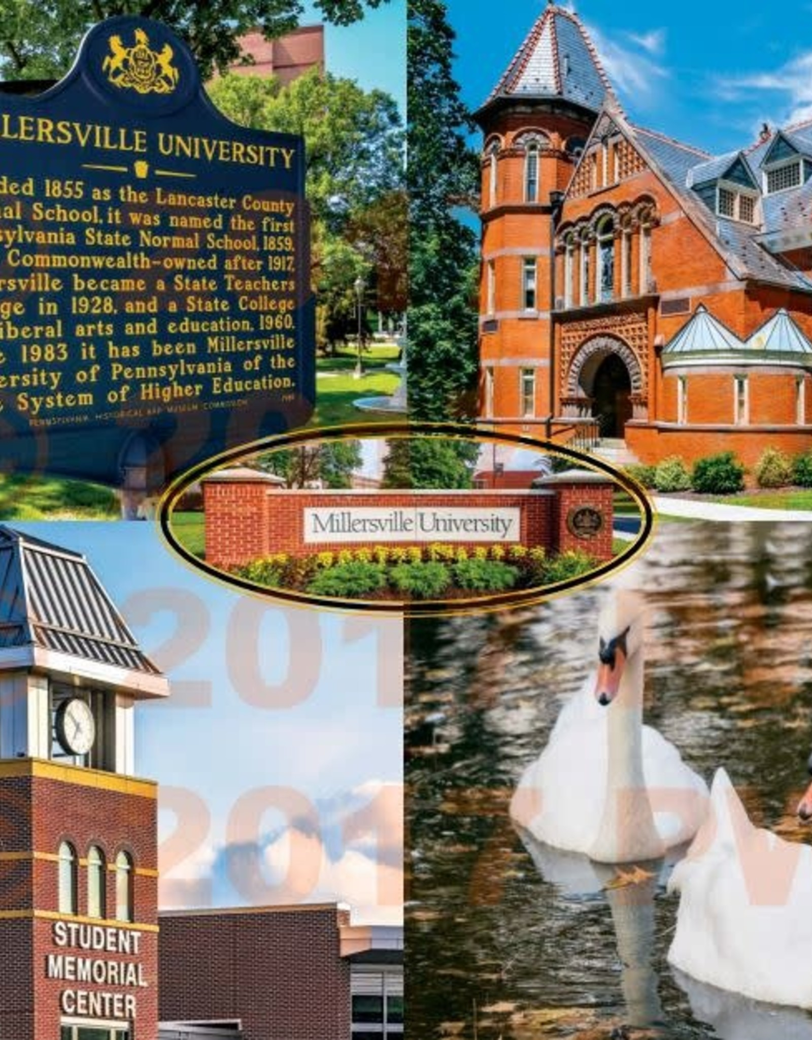 Millersville Mouse Pad