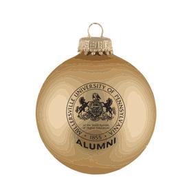 Mu Seal Alumni Ornament