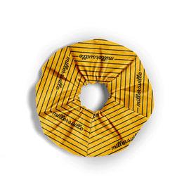 League Gold Spirit Scrunchie