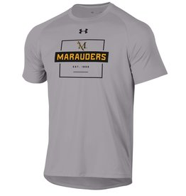 Under Armour Under Armour Tech Tee Oxford Heather