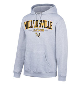 Premium Alumni Hood - Light Grey Heather